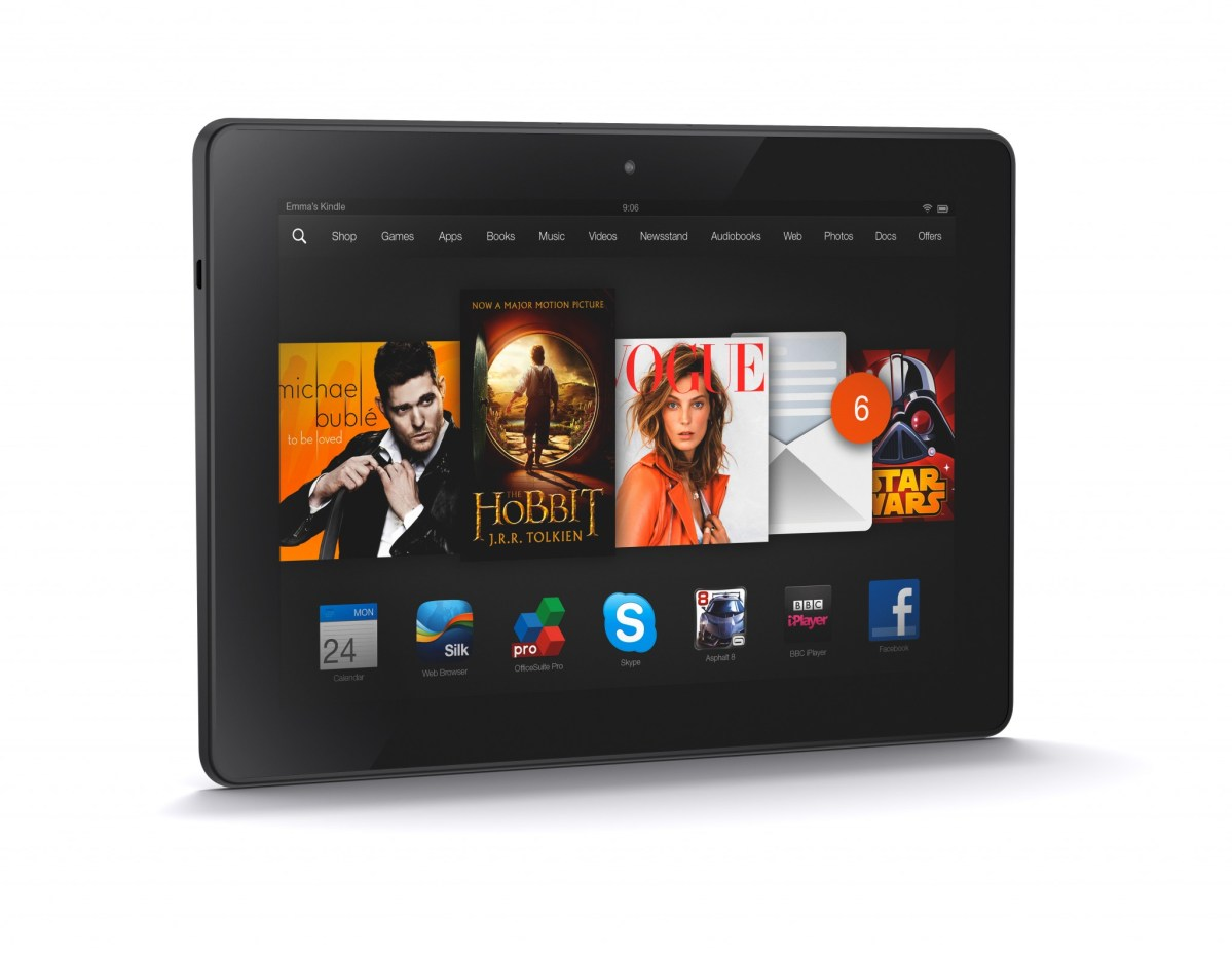 Amazon Kindle & Fire Devices Make Great Holiday Gifts #dadchat