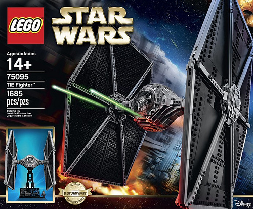 LEGO-Tie-Fighter