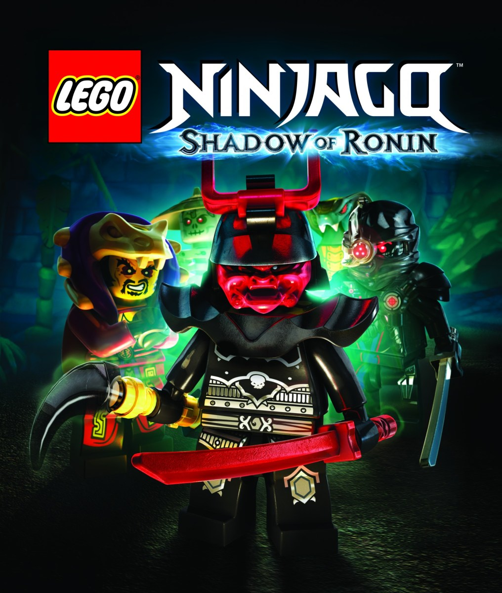 LEGO Ninjago: Shadow of Ronin Villains #LEGODad