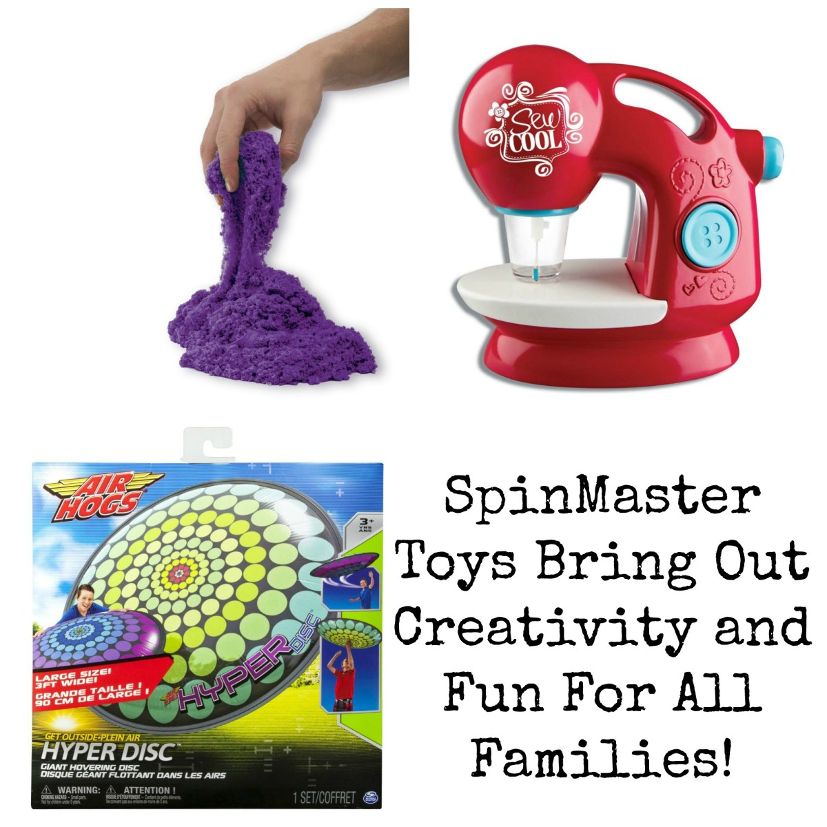 SpinMaster Toys Bring Your Family Closer! #Giveaway
