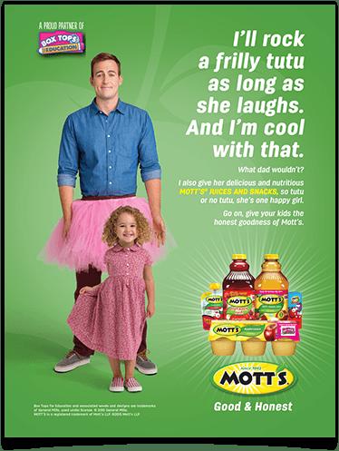 Mott's-#Goodandhonest