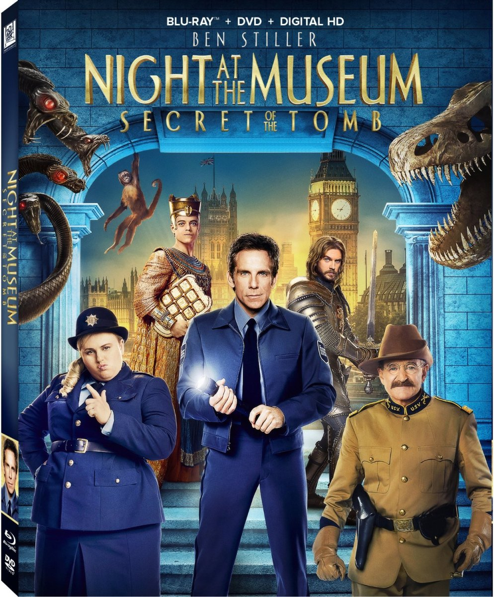 Night At The Museum: Secret of the Tomb #Giveaway #NATM3Insiders