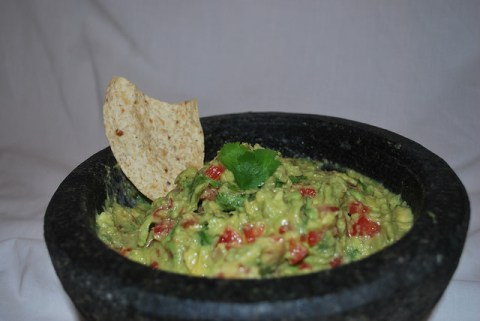 Guacamole And Chip