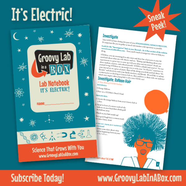 Subscribe to Groovy lab in a box