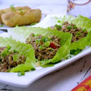 Your family will love my Slow Cooker Ground Turkey Asian Lettuce Wraps. Slow cooked turkey with Asian inspired spices is sure to please!