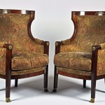 Barrel Chairs 1