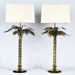 Palm Lamps 1