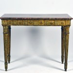 Giltwood Console Table 3