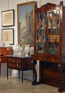 William IV Bookcase 2