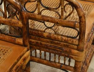 Bamboo Chairs 5