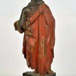 Saint with Lamb 4