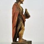 Saint with Lamb 5