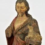 Saint with Lamb 7