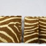 Zebra Stools 3