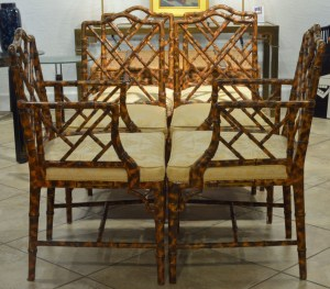 Chippendale Chairs 2
