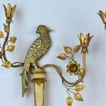 Parrot Sconces 3