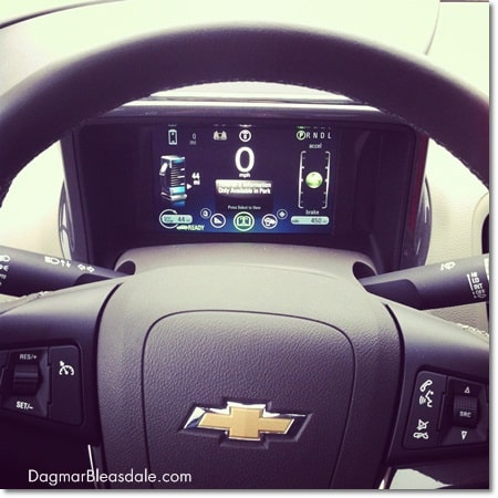 Volt electric car