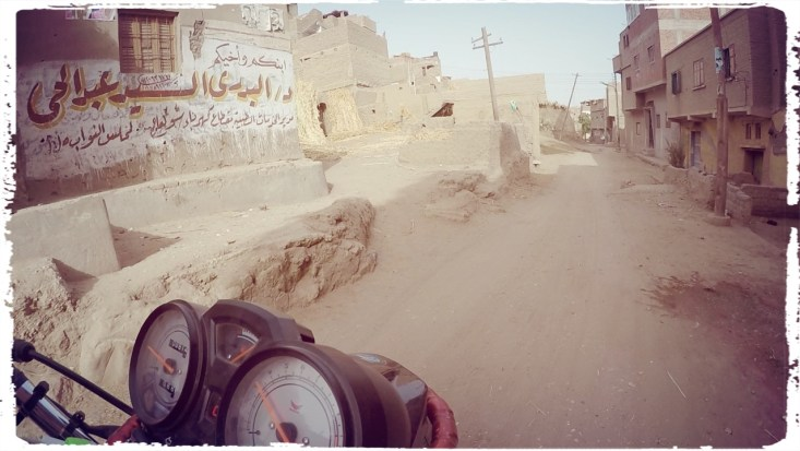 motorcycle egypt, luxor temple, egypt, wanderlust, dagsvstheworld, rtw trip, luxor, nile, valley of the kings