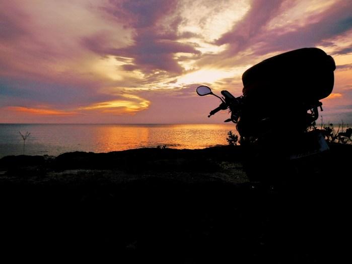 Cozumel-beautiful sunsets on a beautiful island