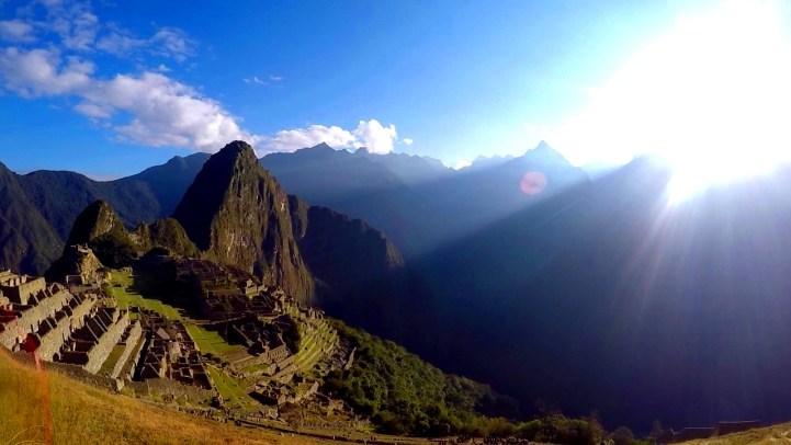 Peru, inca, ruins, machu picchu, motorcycle peru, cusco, mountains, hiking, adventure, wanderlust, dagsvstheworld, rtw, travel, sacred valley, dirtbike, adventurebike, incan ruins, mountains, twistys, montana picchu, hiking, mountains