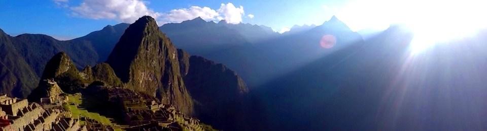 Peru: Motorcycle the Incas (Machu Picchu)