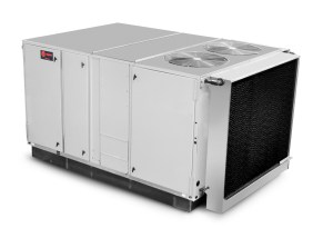 The Voyager DC, a hybrid rooftop air conditioner from Trane, Inc., achieved Western Cooling Challenge certification from the UC Davis Western Cooling Efficiency Center. It is 40 percent more energy efficient than conventional units.