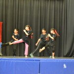 Children Wushu - Advanced  (9) (Medium)