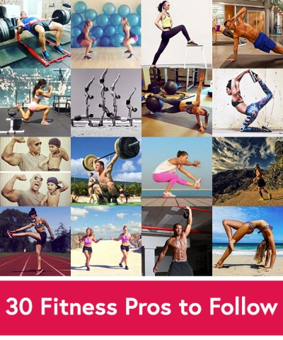 The 30 Best Fitness Instagrams to Follow