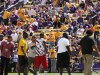 LSU NFL Players get honored during the LSU Football Spring Game