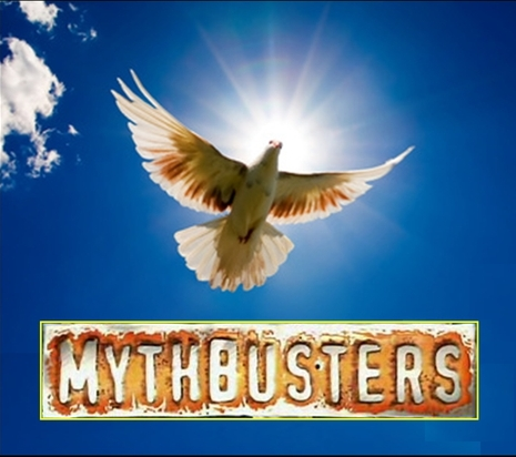 10 Myths about the HolySpirit (from Escape to Reality)