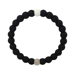 7th-Element-Silicone-Beaded-Bracelet-Bangle-Mud-From-Dead-Sea-Water-From-Mt-Everest-0