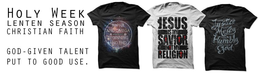 Best Christian Faith T-shirt Designs from SunFrog