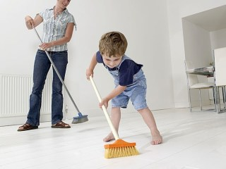 #42: Sweep The Floor Everyday