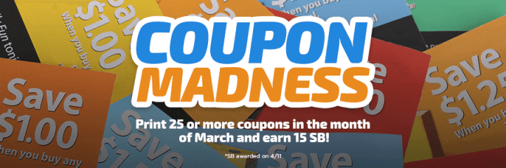 Use Swagbucks Coupons and Get Double Rewards