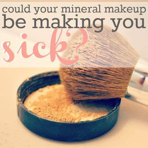 Could your mineral makeup be making you sick?