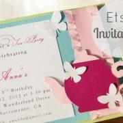 Etsy invitations