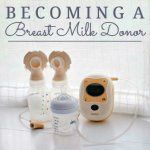 Becoming a Breast Milk Donor
