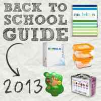 Back To School Guide the 2013 Edition