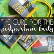 the dia method cure for the postpartum body