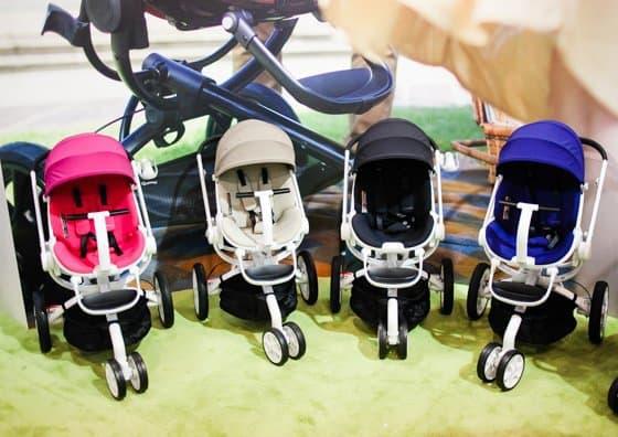 Quinny stroller