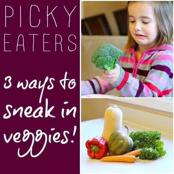 how to get a baby to eat veggies