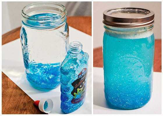 DIY Calm Down Jar