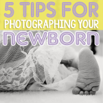 5 Tips for Photographing Your Newborn