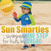 Sun Smarties Swimwear for Kids by One Step Ahead Giveaway