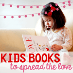 kids books to spread the love
