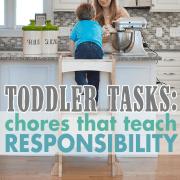 Toddler Tasks