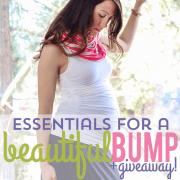 essentials for a beautiful bump2