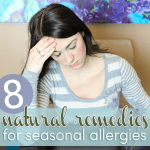8 Natural Remedies for Seasonal Allergies