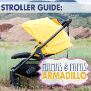 Stroller Guide Mamas and Papas Armadillo