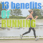 13 benefits of running